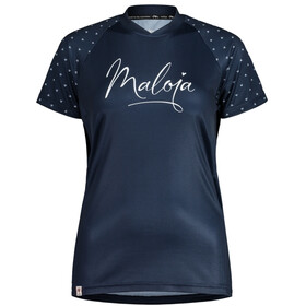 Maloja ArgoviaM. Multi 1/2 Multisport t-shirt Damer, night sky